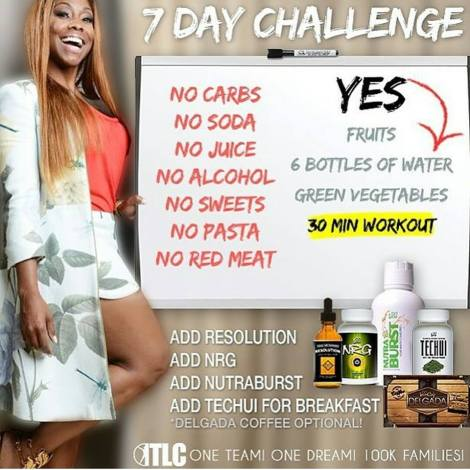 7day challenge